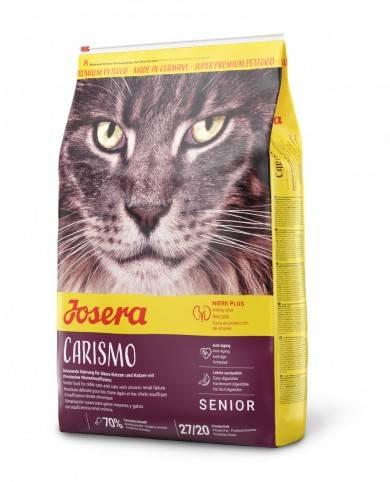 JOSERA CARISMO – сухой корм для кошек преклонного возраста и кошек с хронической почечной недостаточностью