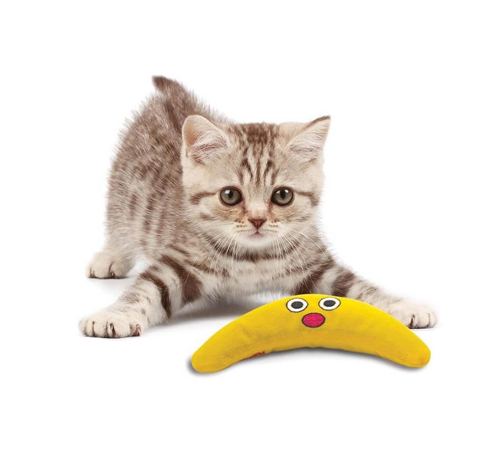 PETSTAGES GREEN MAGIC BOOMERANG – іграшка для котів
