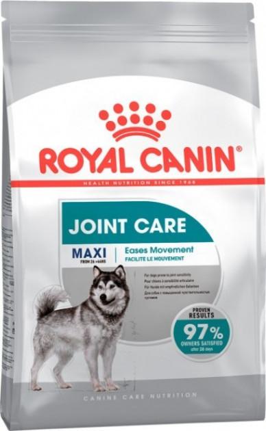 ROYAL CANIN MAXI JOINT CARE – сухой корм для взрослых собак крупных пород для поддержки суставов