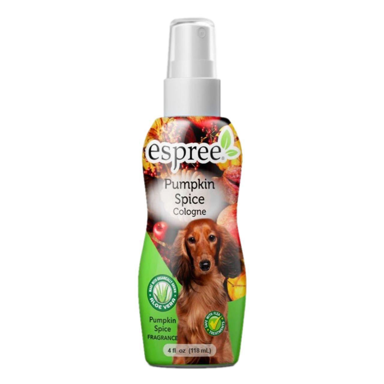 Espree Pumpkin Spice Cologne – одеколон з ароматом духмяного гарбуза для собак