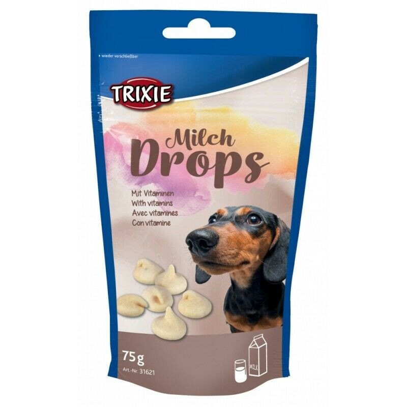 Trixie лакомство со вкусом молока для собак