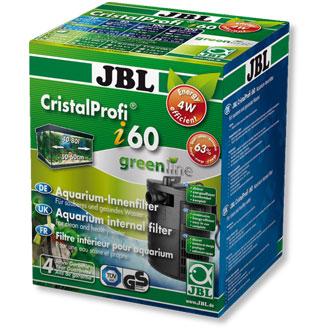 JBL CristalProfi i60 GreenLine – внутрішній фільтр для акваріума 40 – 80 л