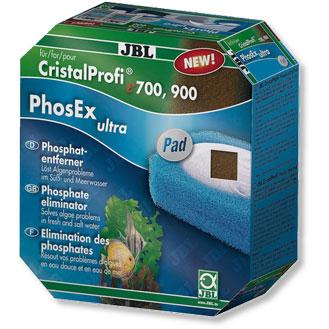 JBL PhosEx ultra Pad CP e – комплект губок і фільтруючий матеріал до фільтрів СР e700-1,  e900-1