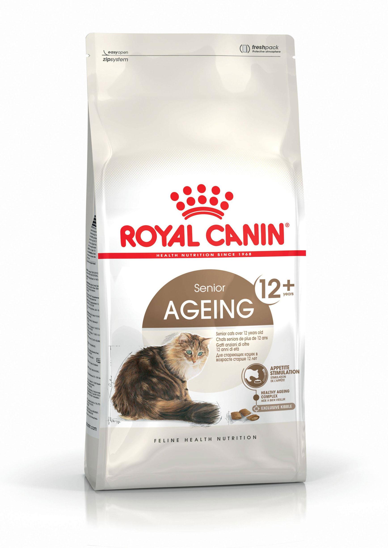 ROYAL CANIN AGEING 12+ – сухой корм для кошек старше 12 лет