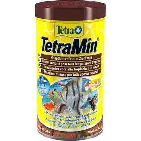 Tetra Min – корм для всех видов тропических рыб