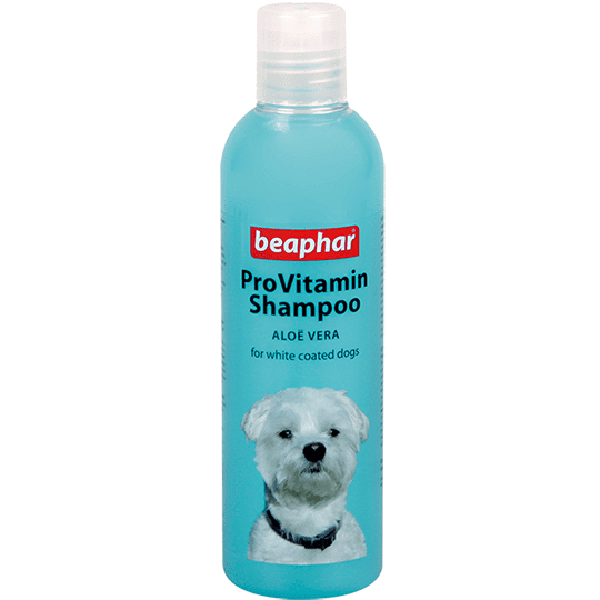 Beaphar ProVitamin Shampoo Aloe Vera шампунь с экстрактом алоэ вера для светлых и белых собак