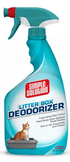 Cat Litter Box Deodorizer – дезодорант для котячих туалетів