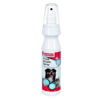 Beaphar Fresh Breath Spray – спрей для забезпечення свіжості подиху і чистоти зубів у собак