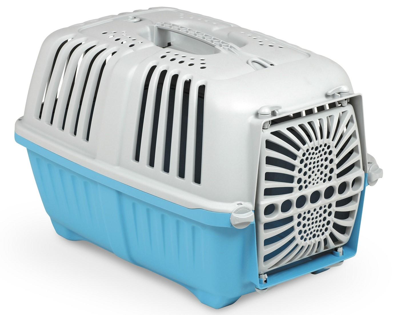 MPS Pratiko 1 plast – переноска для кішок і собак, 48×33×31,5 см