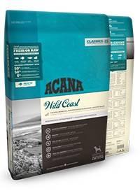 ACANA Wild Coast – сухой корм с рыбой для собак