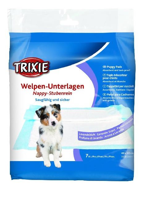 Trixie – пеленки для собак с запахом лаванды, 40×60 см