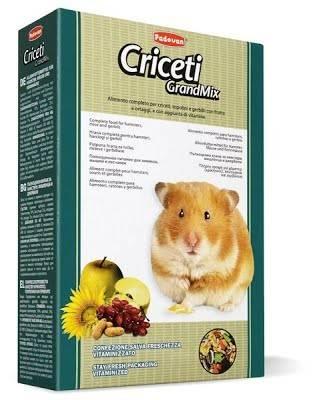 Padovan GrandMix criceti – корм для хом'яків, мишей і піщанок