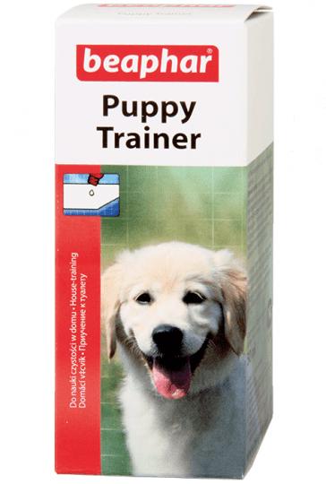 Beaphar Puppy Trainer – средство для приучения щенков к туалету