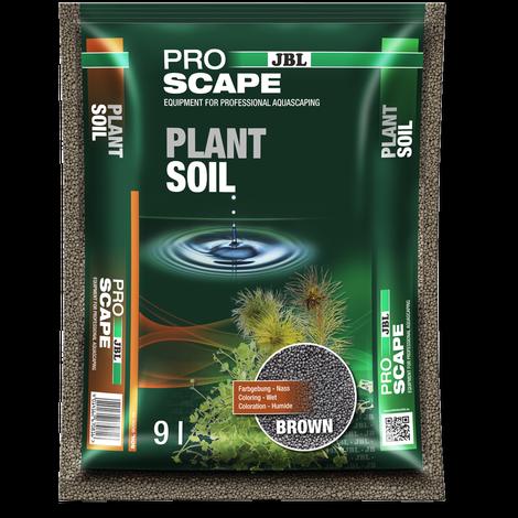 JBL ProScape PlantSoil BROWN – коричневий живильний ґрунт для рослинних акваріумів
