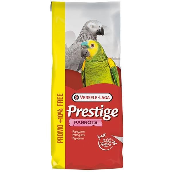 VERSELE-LAGA PRESTIGE PARROTS – корм для больших попугаев