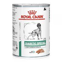 ROYAL CANIN DIABETIC SPECIAL LC DOG CANS – лечебный влажный корм для собак при сахарном диабете