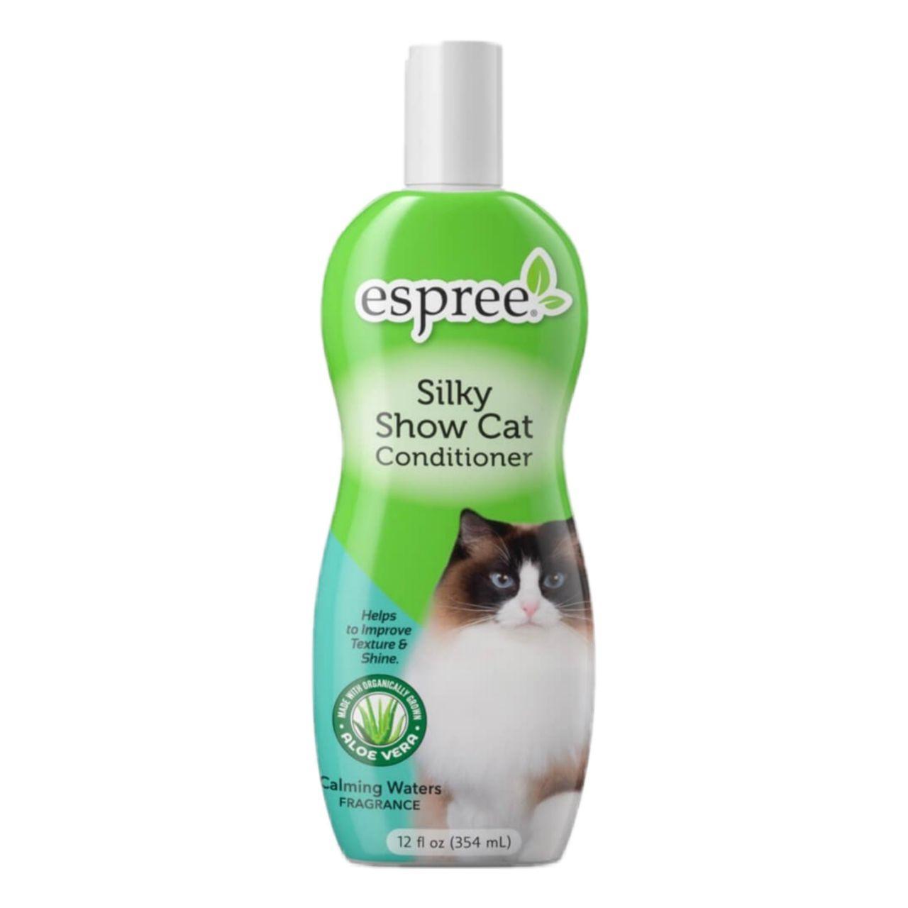 Espree Silky Show Cat Conditioner – шелковый кондиционер для кошек и котят
