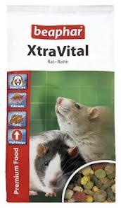Beaphar XtraVital Dwarf Hamster Food – корм для карликових хом'ячків