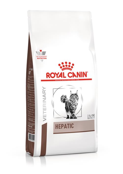 ROYAL CANIN HEPATIC FELINE – лечебный сухой корм для взрослых котов при заболеваниях печени