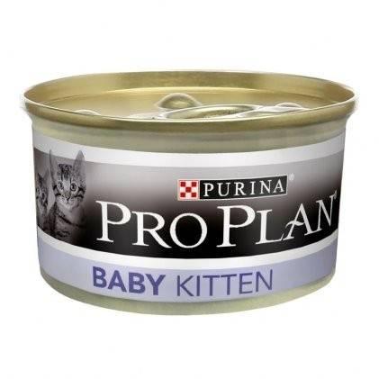 PURINA PRO PLAN BABY KITTEN – консерва для котят