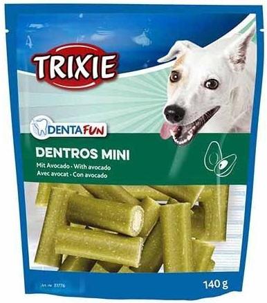 Trixie Dentros Mini ласощі для собак з авокадо для очищення зубів від нальоту