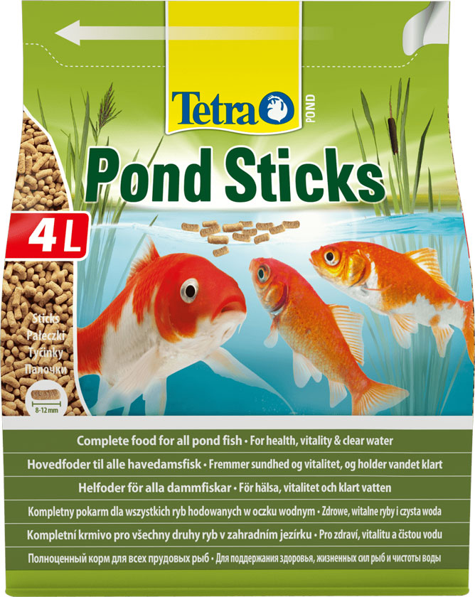 Tetra Pond Sticks – корм для прудовых рыб